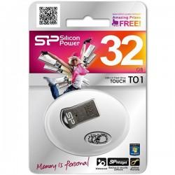 فلش مموری Silicon Power Touch T01 32GB
