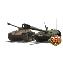خانه PREMIUM ANNIVERSARY YEAR of World of tanks