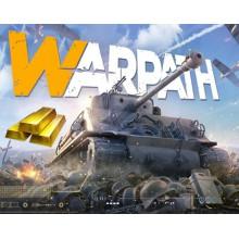 خانه Warpath 300 gold
