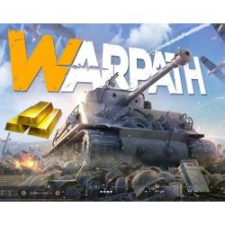 Warpath 6000 gold